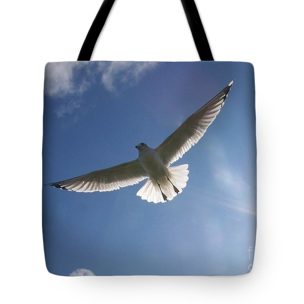 Freedom Flight Tote Bag
