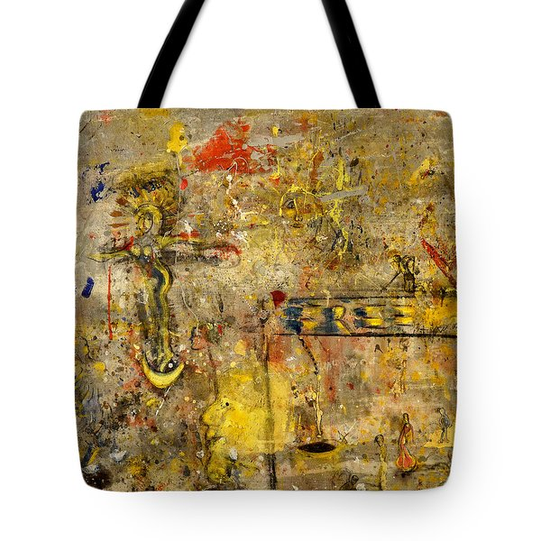 Freedom From Religion Tote Bag