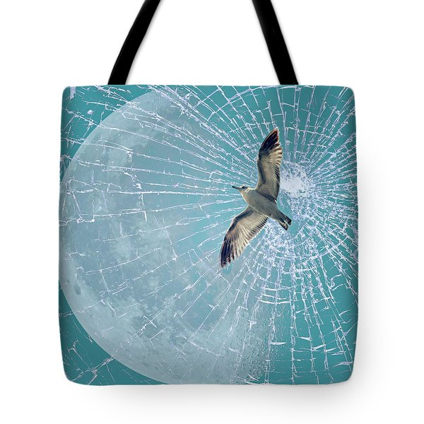 Freedom Tote Bag by Heike Hultsch