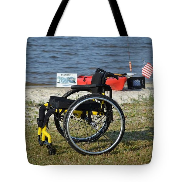 Freedom Isn't Free Tote Bag by Jeff at JSJ Photography