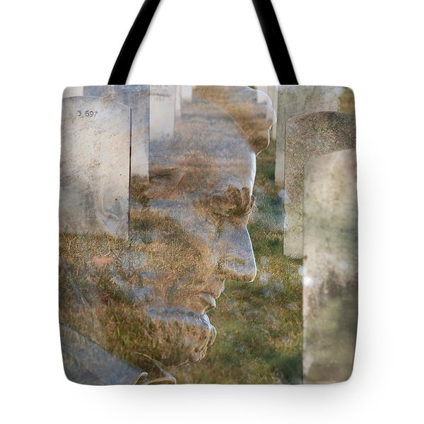 Freedom Tote Bag by Jim Cook