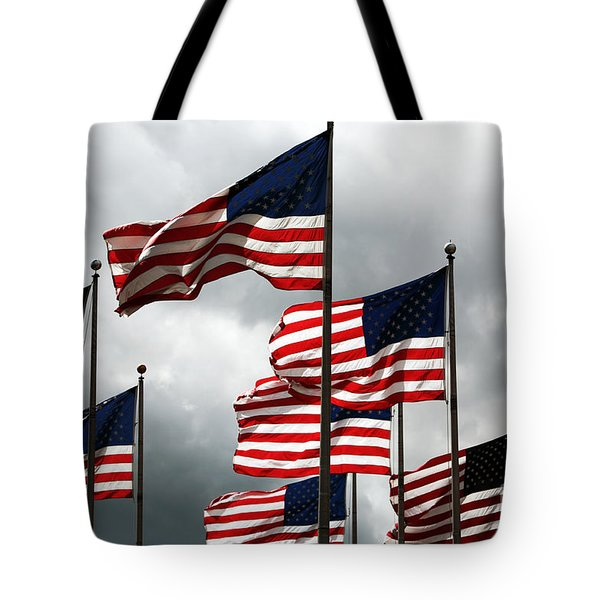 Freedom Tote Bag by John Rizzuto