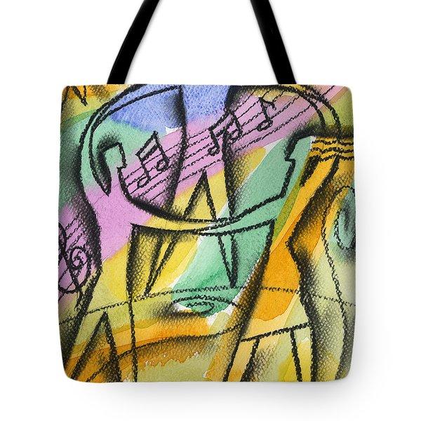 Freedom Tote Bag by Leon Zernitsky