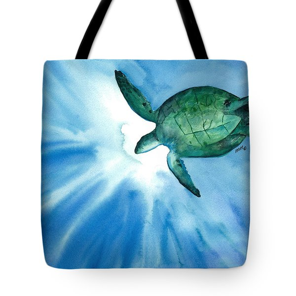 Sea Tutrle 2 Tote Bag