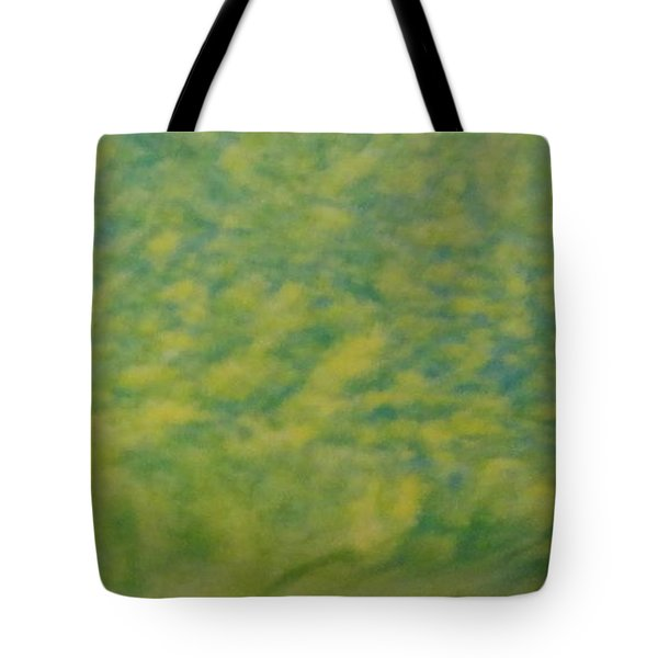 Tote Bag featuring the painting Freedom by Mike Breau
