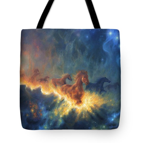 Freedom Of Dreaming Tote Bag