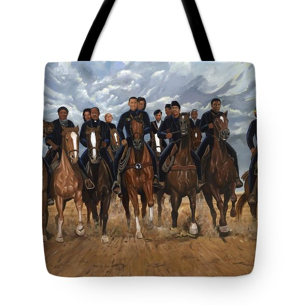 Freedom Riders Tote Bag