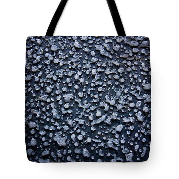 Freezing Rain Tote Bag