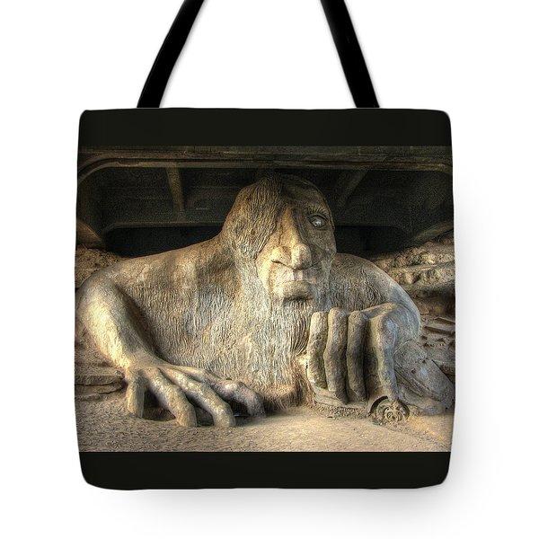 Fremont Public Art Tote Bag