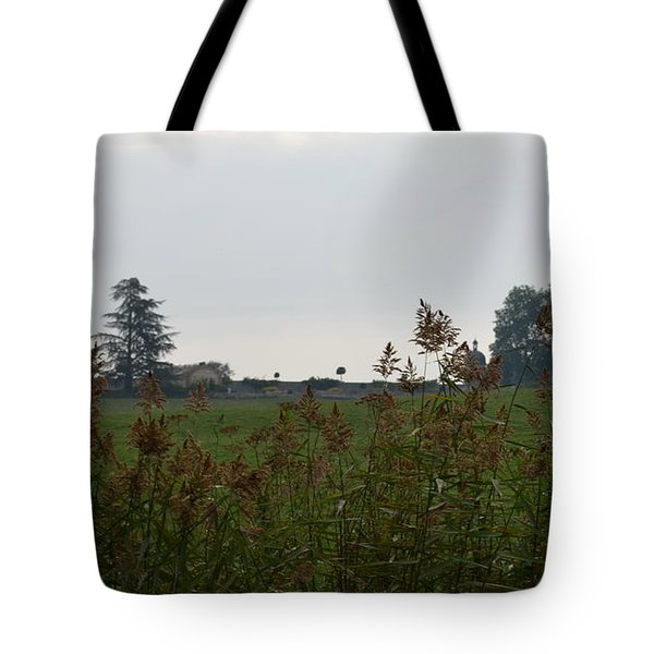 French Chateau Tote Bag