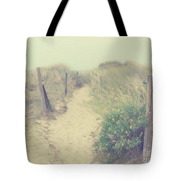 French Coast Beach Tote Bag by Svetlana Novikova
