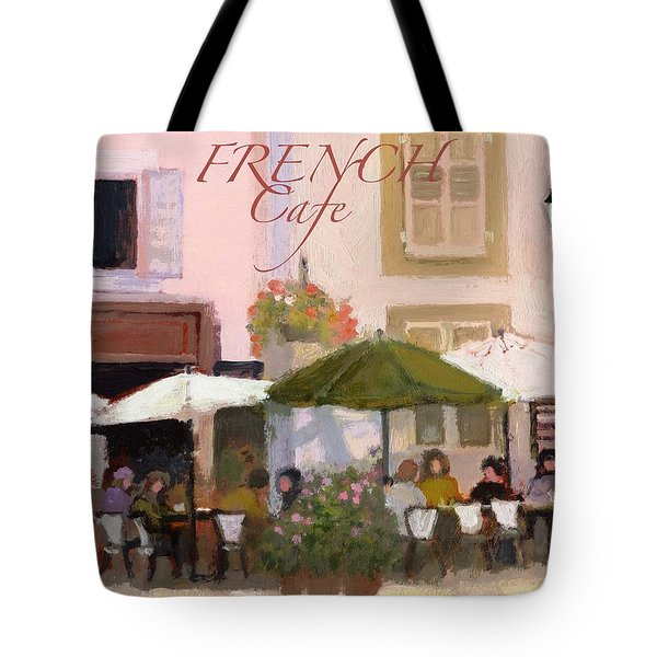 French Country Poster Tote Bag