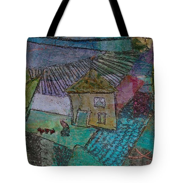 French Farm Tote Bag by Catherine Redmayne