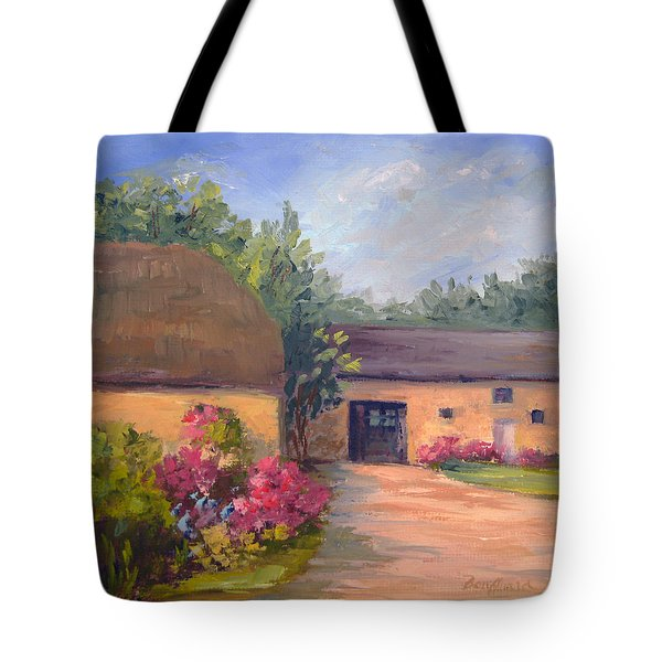 French Farmhouse   Loire Valley Tote Bag