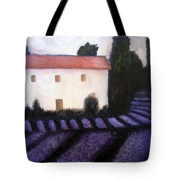 French Lavender Tote Bag by Venus