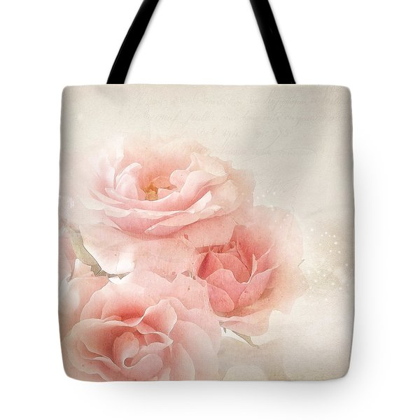 French Papers L Tote Bag