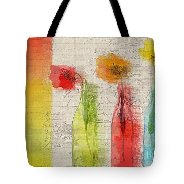 French Still Life - 02bt2-j039027088 Tote Bag