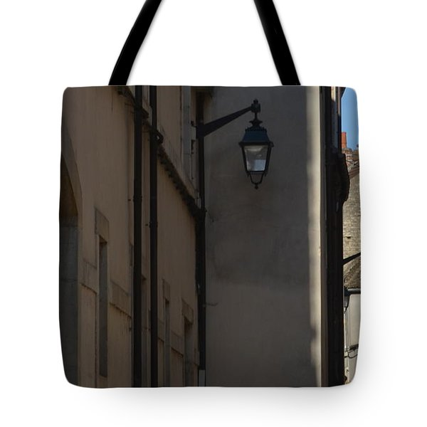French Terraces Tote Bag