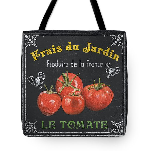 French Vegetables 1 Tote Bag