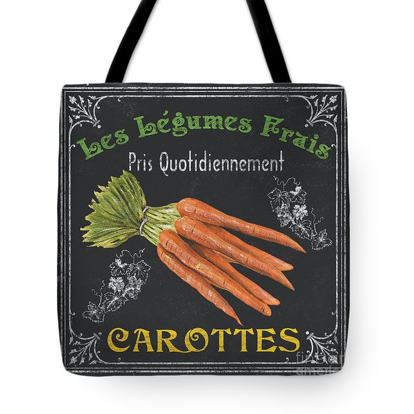 French Vegetables 4 Tote Bag