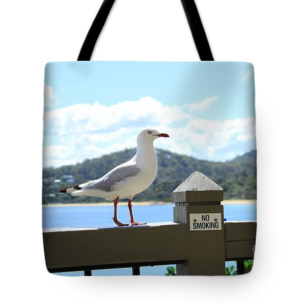Fresh Air All Profits Go To Hospice Of The Calumet Area Tote Bag