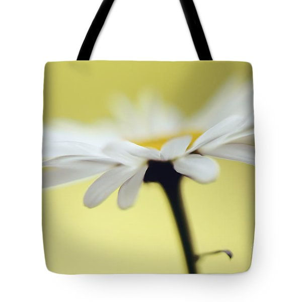 Fresh As A Daisy Tote Bag by Lois Bryan