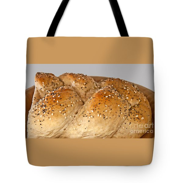 Fresh Challah Bread Art Prints Tote Bag