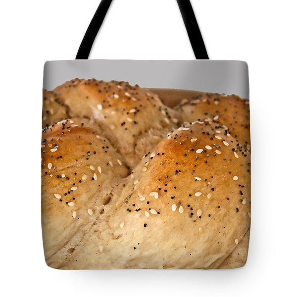 Fresh Challah Bread Art Prints Tote Bag