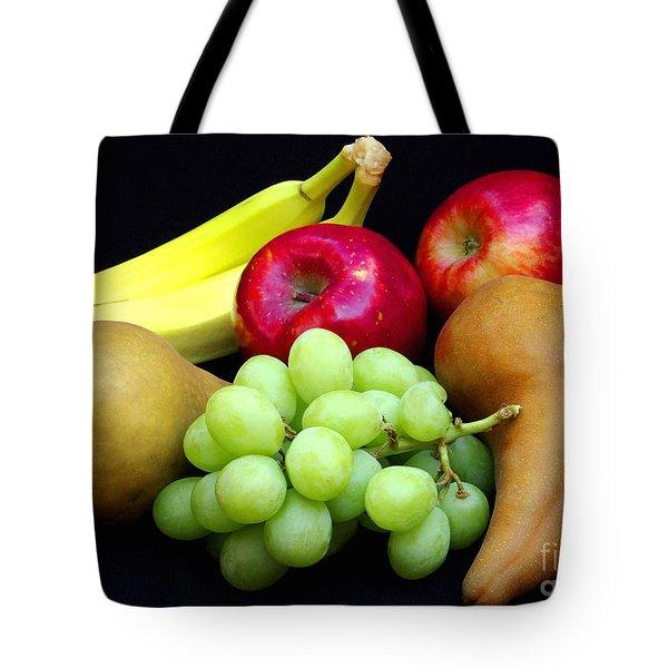 Fresh Fruit Two Tote Bag by James C Thomas