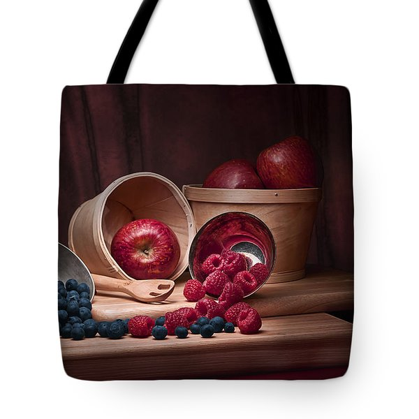Fresh Fruits Still Life Tote Bag