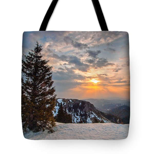 Fresh Morning Tote Bag