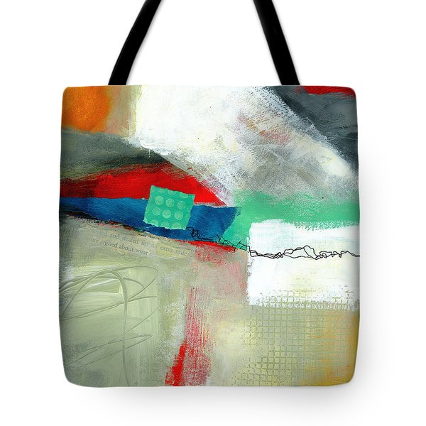 Fresh Paint #1 Tote Bag by Jane Davies