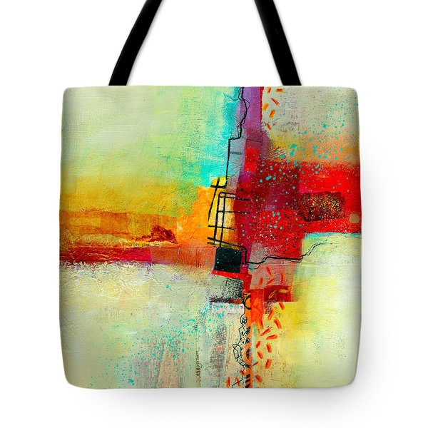 Fresh Paint #2 Tote Bag by Jane Davies