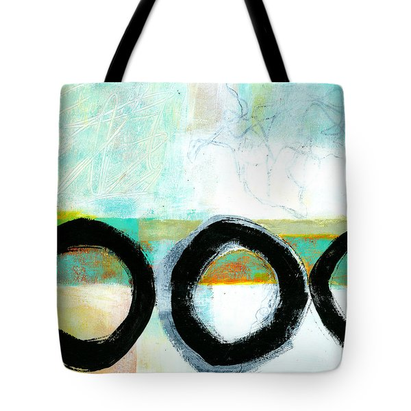 Fresh Paint #4 Tote Bag by Jane Davies