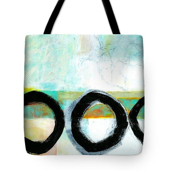 Fresh Paint #4 Tote Bag by Jane Davies