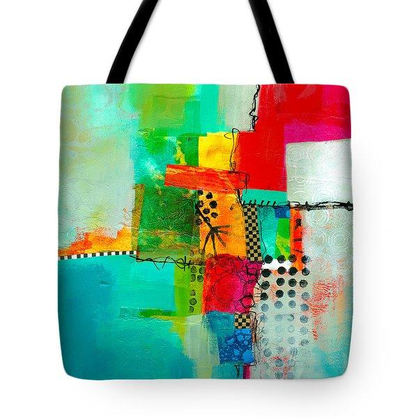 Fresh Paint #5 Tote Bag
