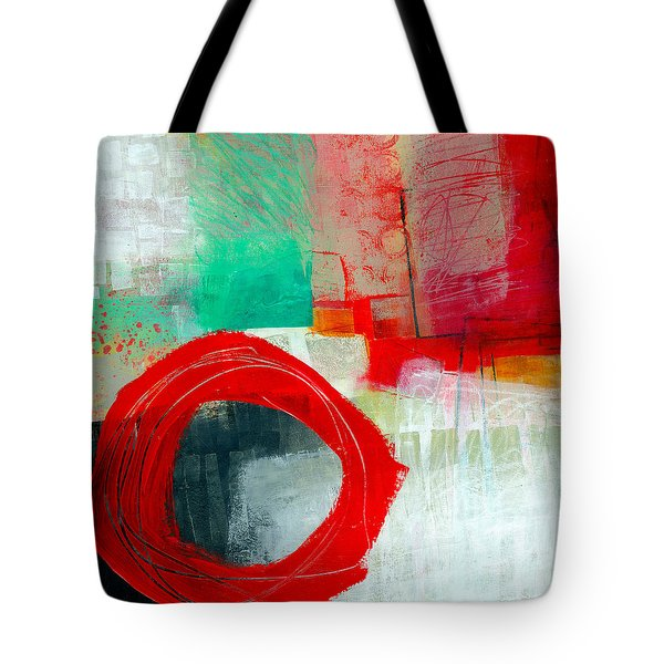 Fresh Paint #6 Tote Bag by Jane Davies