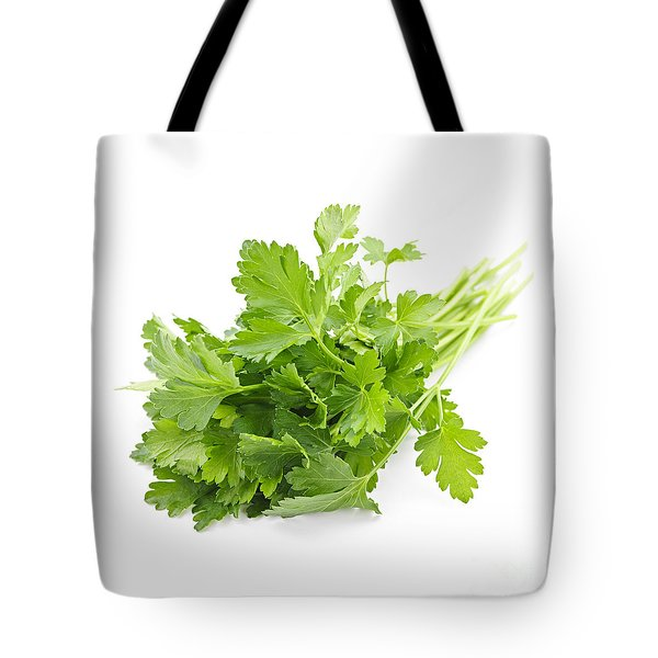 Fresh Parsley Tote Bag