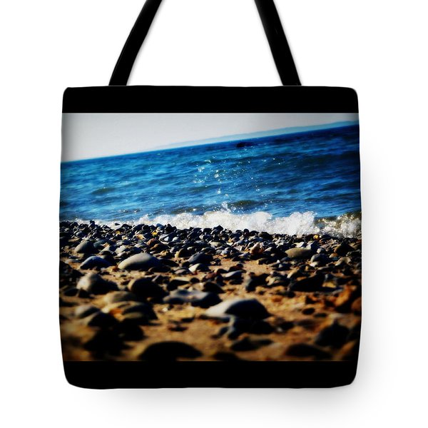 Fresh Splash Tote Bag