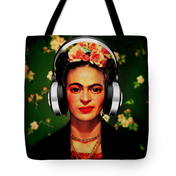 Frida Jams Tote Bag