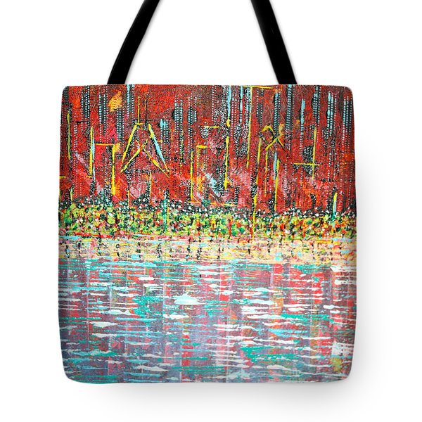 Friday At The Beach - Sold Tote Bag