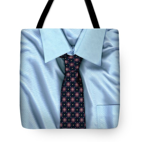 Friday Morning - Men's Fashion Art By Sharon Cummings Tote Bag