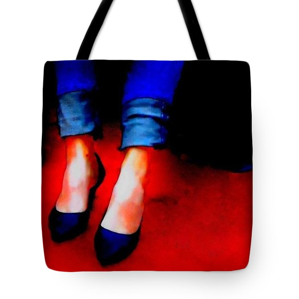 Friday Wear Tote Bag