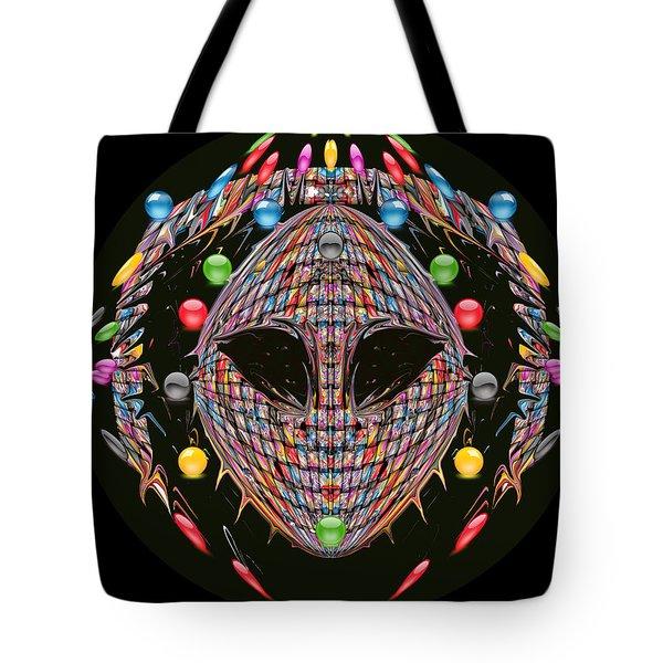 Friendisee Tote Bag