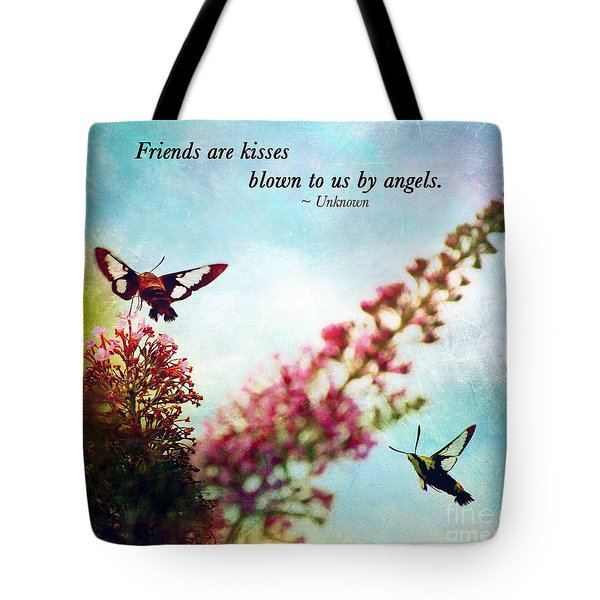 Friends Are .....  Tote Bag