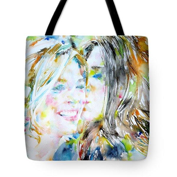 Friends Tote Bag by Fabrizio Cassetta