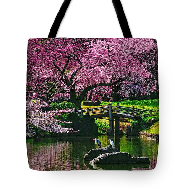 Friends Tote Bag by Midori Chan