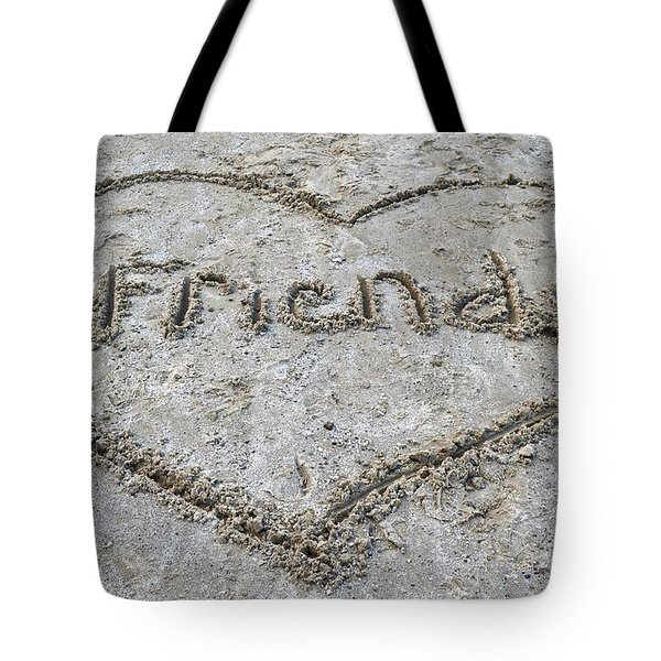 Friends Tote Bag by Frozen in Time Fine Art Photography