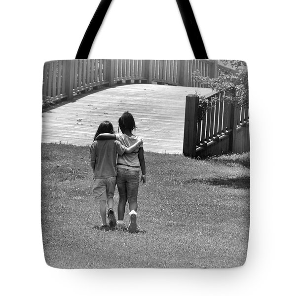 Friends Tote Bag by Tara Potts