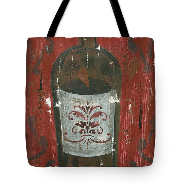 Friendships Like Wine Tote Bag by Debbie DeWitt